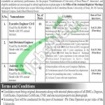 Swat University Jobs