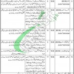 Health Department Kasur Jobs