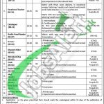 Directorate General of Special Education Jobs
