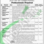 Recruitment Offers in Karachi Port Trust 2016 Professionals Required Latest