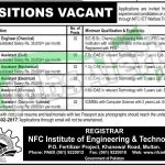 NFC Institute of Engineering & Technology