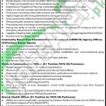 Employment Offers is Pakistan Red Crescent 2016 FATA HQ Peshawar, Bajaur Agency Latest Advertisement