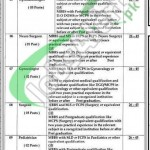 Health Department Rawalpindi Jobs