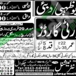 Employment Opportunities in Dubai & Abu Dhabi 25 February 2016 For Security Guards Latest