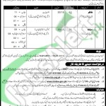 Situations Vacant in Ministry of Law Justice and Human Rights 2016 Islamabad Application Forms Latest