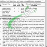 Punjab Mineral Development Corporation Jobs