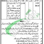 Anti Terrorism Court Gujranwala Jobs