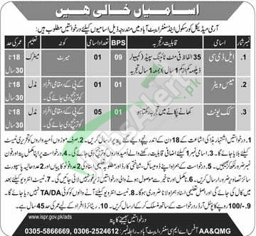 AMC Center Abbottabad Jobs