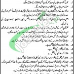 Law & Parliamentary Affairs Department Punjab Jobs
