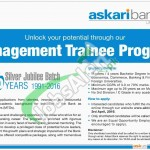 Askari Bank MTO Jobs