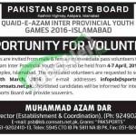 Pakistan Sports Board Jobs