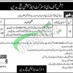 District & Session Court Badin Jobs