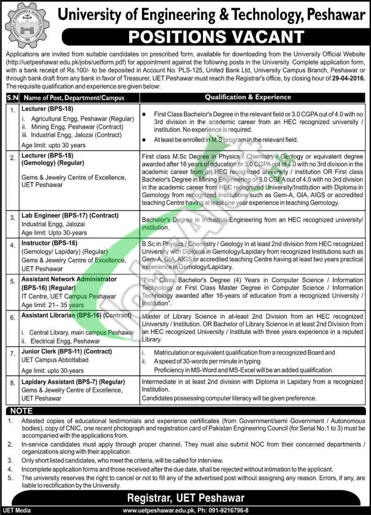 Gov-15-737x1024 Job Application Form University Of Sargodha on all department, it department, syndicate members, bba outline, red building, logo png, merit list,