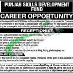 PSDF Jobs