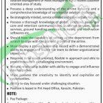 Jobs in PIA Karachi April 2016 For Director Customer Care Eligibility Criteria