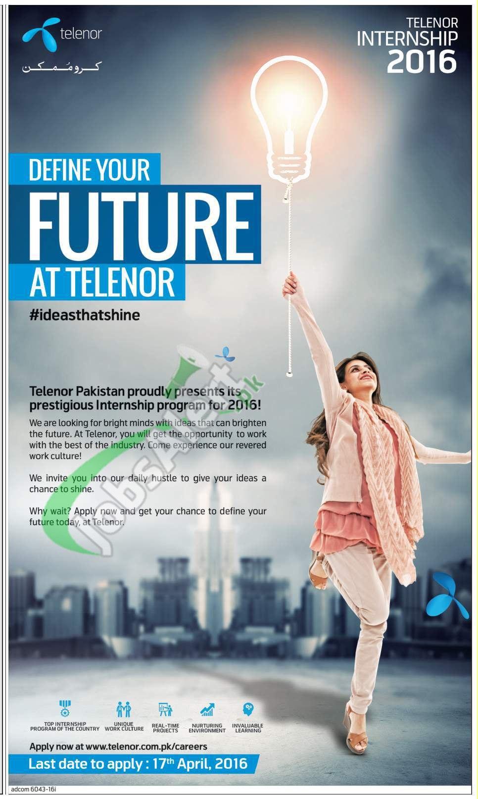 Telenor Internship