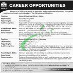 MCB Jobs
