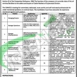 Cattle Market Management Company Gujranwala