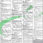 PPSC Jobs April 2016 Law & Parliamentary Affairs Department Latest