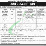 FATA Secretariat Jobs
