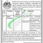 Sindh Insurance Jobs