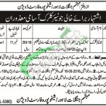 Forest Department Jobs