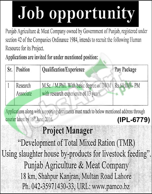 Agriculture & Meat Company