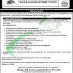 QA Solar Jobs