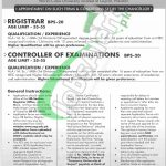 Registrar Jobs