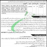 Health Department Vehari Jobs