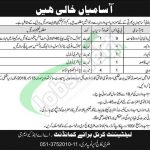 Military College Murree Jobs
