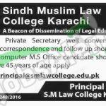 SM Law Clg