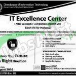 Directorate of IT