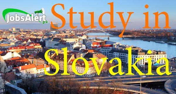 Study in Slovakia