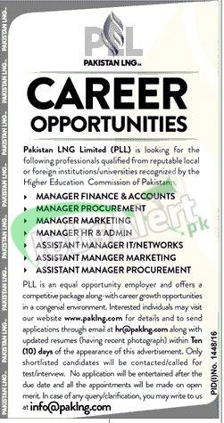 Pak LNG Limited