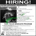 Fast Track Graduation Program
