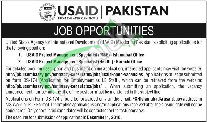 USAID Jobs