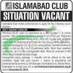 Islamabad Club