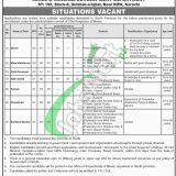Mines & Minerals Department Sindh Jobs