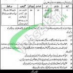 Punjab Building Department Lahore Jobs