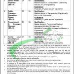 Transport & Mass Transit Department Peshawar