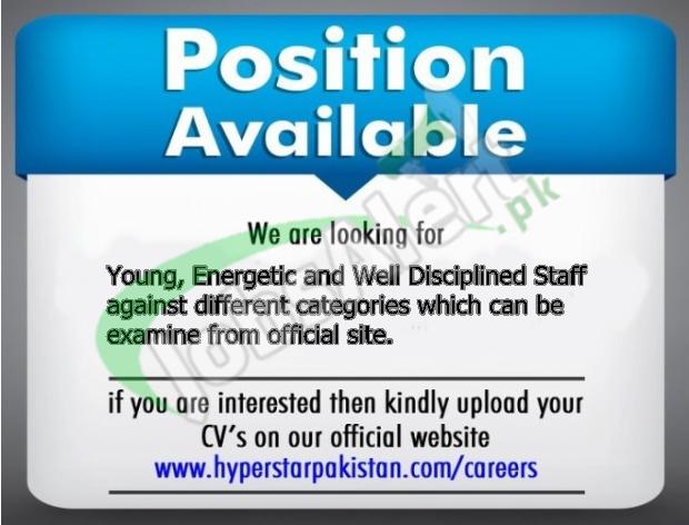 Hyperstar Jobs