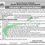 Sindh Benevolent Fund Karachi