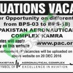 PAC Kamra Jobs