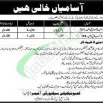 Pak Secretariat Islamabad Jobs