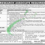 Sindh Civil Services Academy Jobs