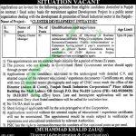 Punjab Small Industries Corporation Jobs