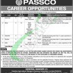 PASSCO Jobs 2018