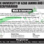University of AJK