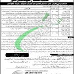 Health Department Raiwind Jobs